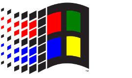 Afbeelding voor Windows logo oud