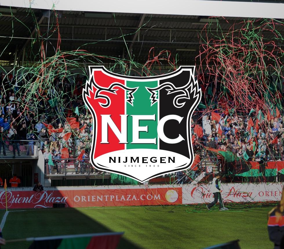 Afbeelding voor De officiële website van N.E.C.