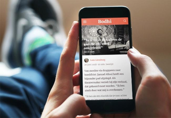Afbeelding voor Bodhitv.nl – Hedendaags Boeddhisme in woord en beeld verpakt