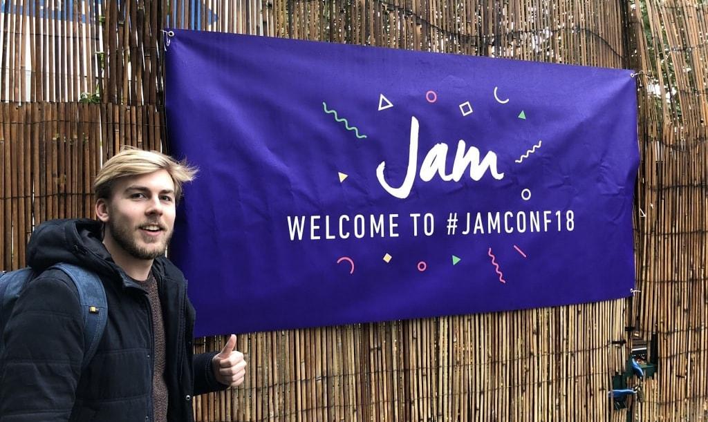 jam conference uber netflix product design