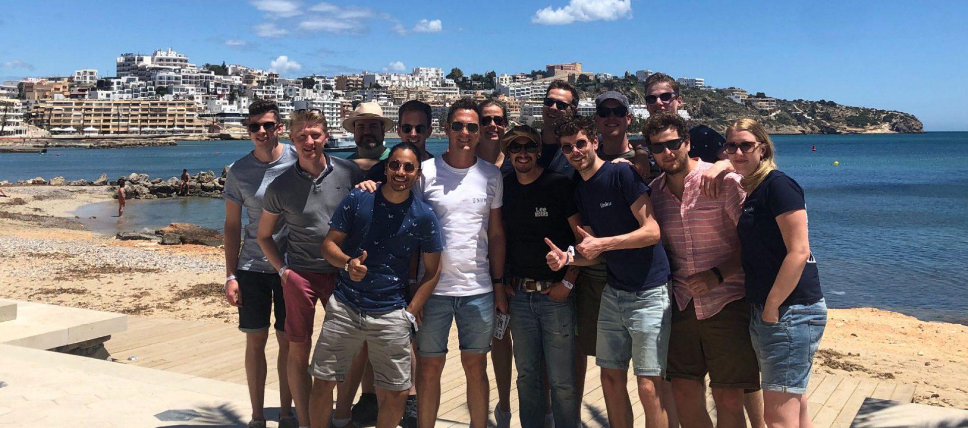 Afbeelding voor Linku werkvakantie 2019: Eat, sleep, work, repeat op Ibiza
