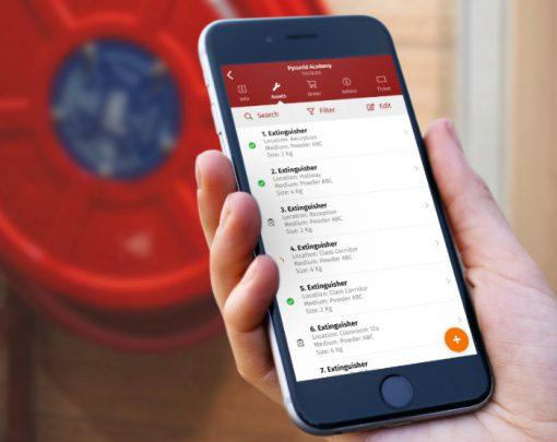 Afbeelding voor Inspecties brandveiligheid beter én veiliger met een kostenbesparende app