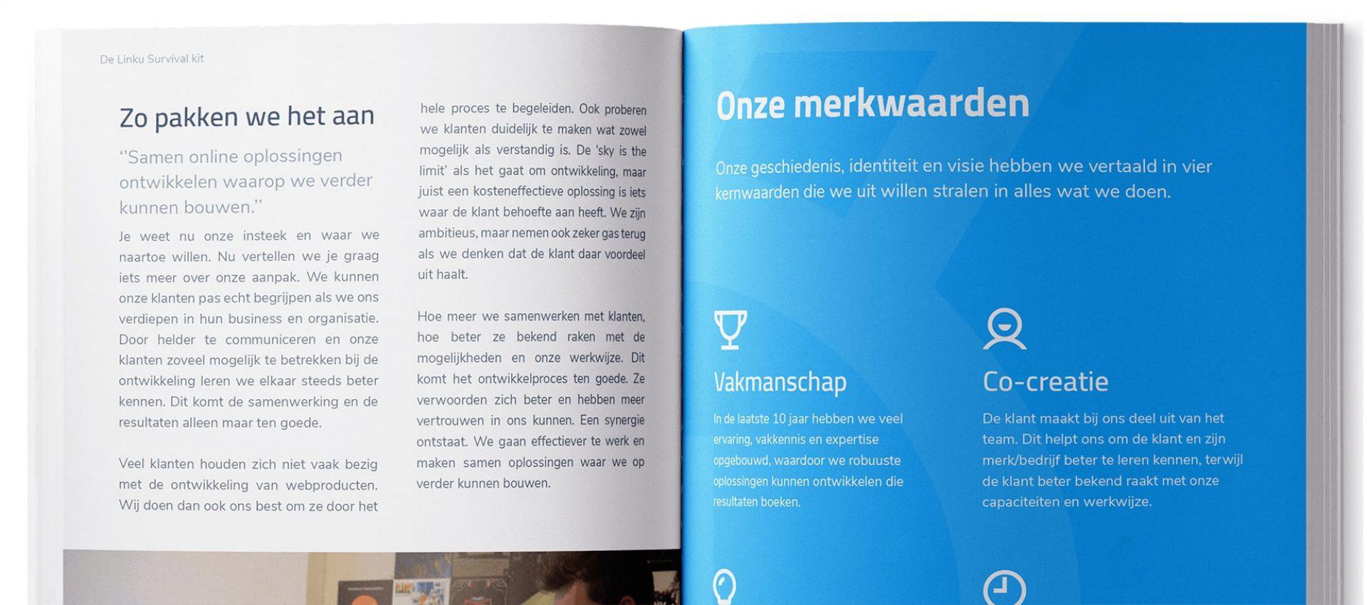 personeelshandboek voorbeeld