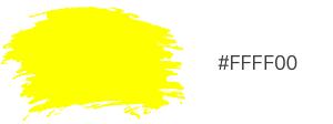Blog kleuren geel