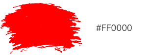 Blog kleuren rood