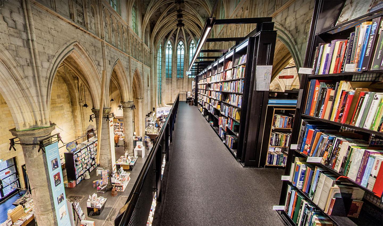 Dominicanenkerk Maastricht t.b.v. Kleurenpsychologie - betekenis van kleuren
