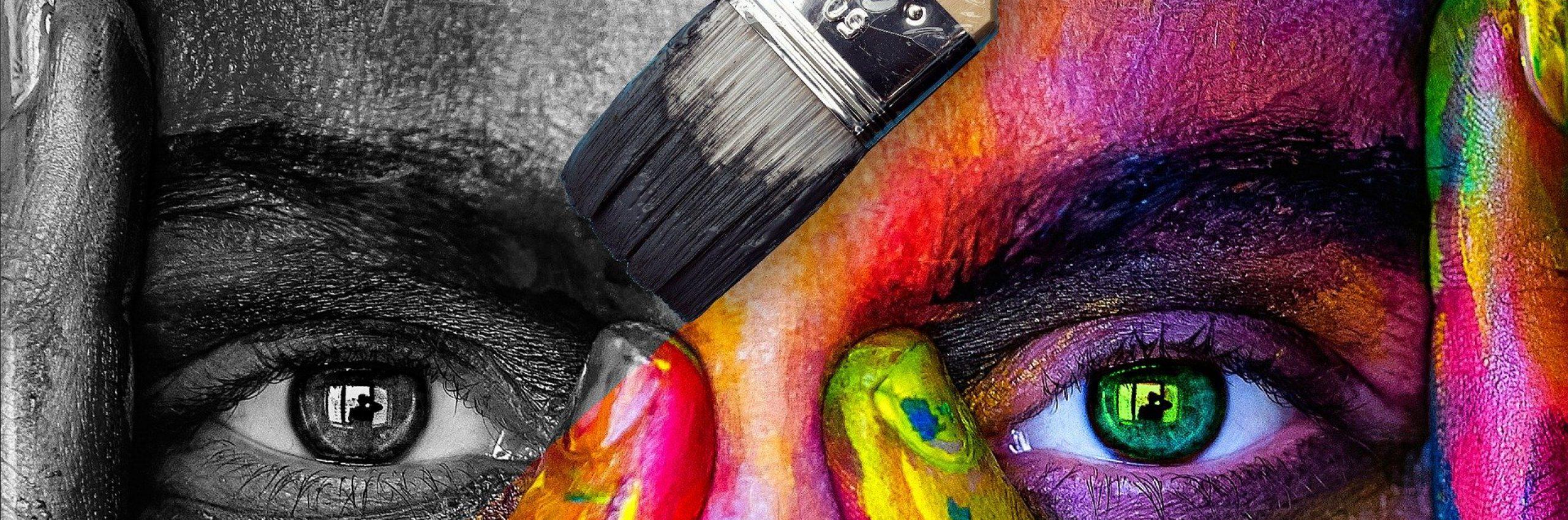 Banner for Kleurenpsychologie – de betekenis van kleuren