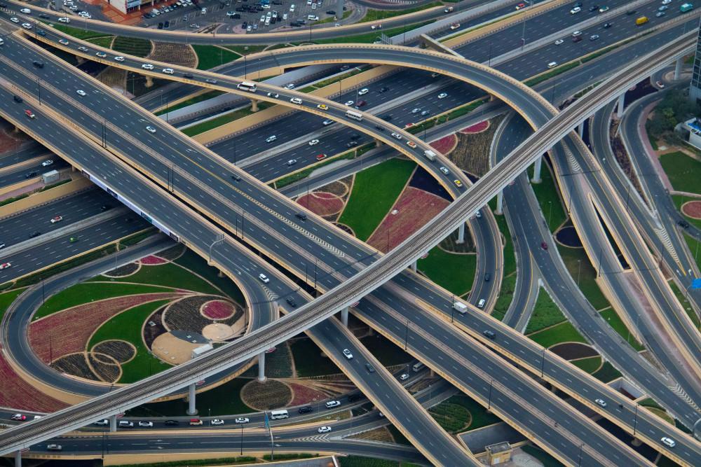 Development is als een wegennet, je kunt alle kanten op!