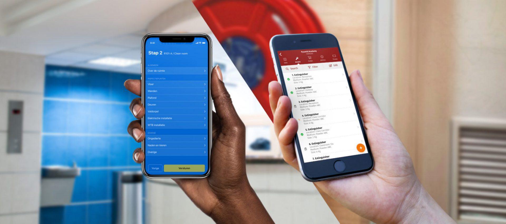 Afbeelding voor Inspectie app op maat? Ontdek de voordelen!