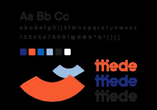 Afbeelding voor Een frisse wind voor MEDE met strategie, branding en webdesign