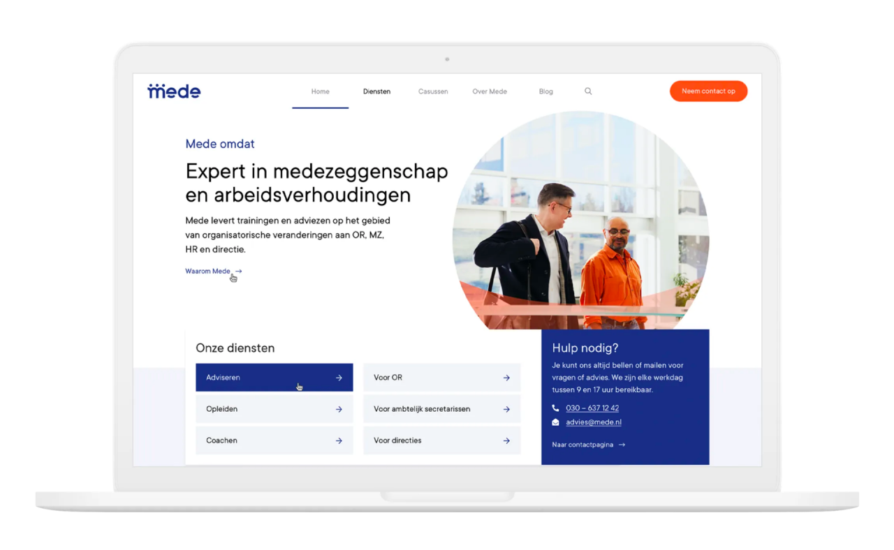 MEDE webdesign