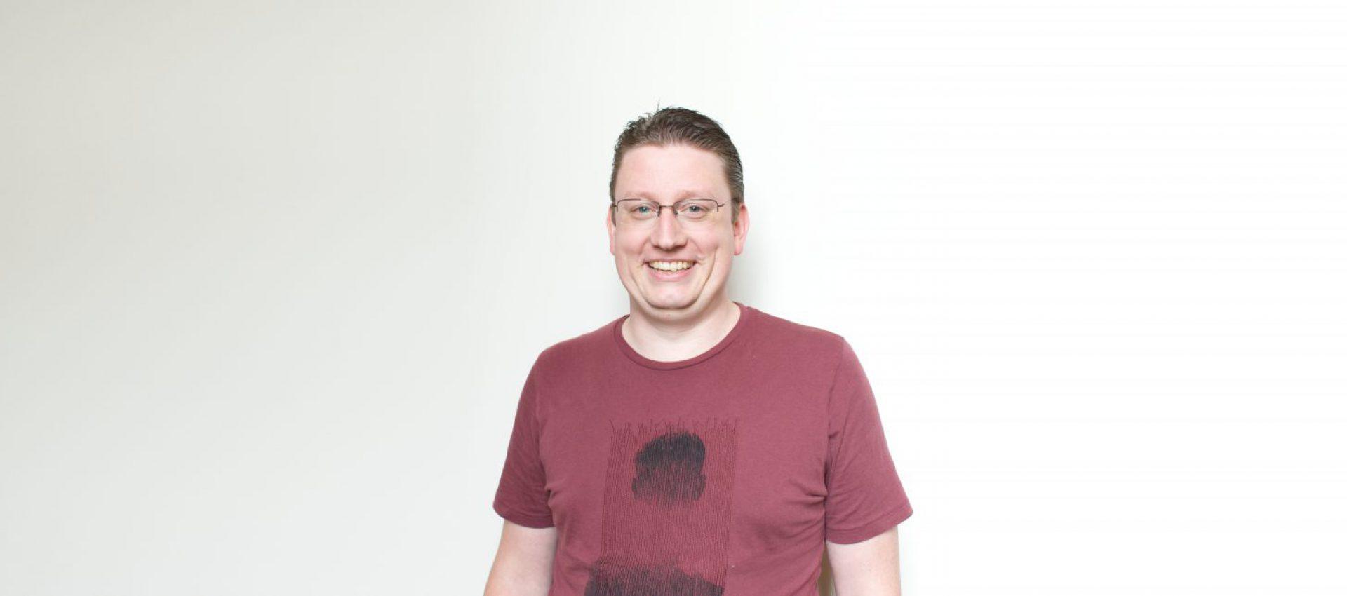 Afbeelding voor De eerste maand van webdeveloper Robin