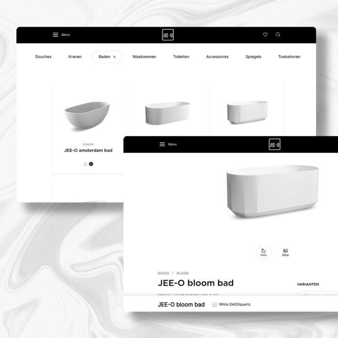 Afbeelding voor Digitale strategie als fundament voor de website van JEE-O